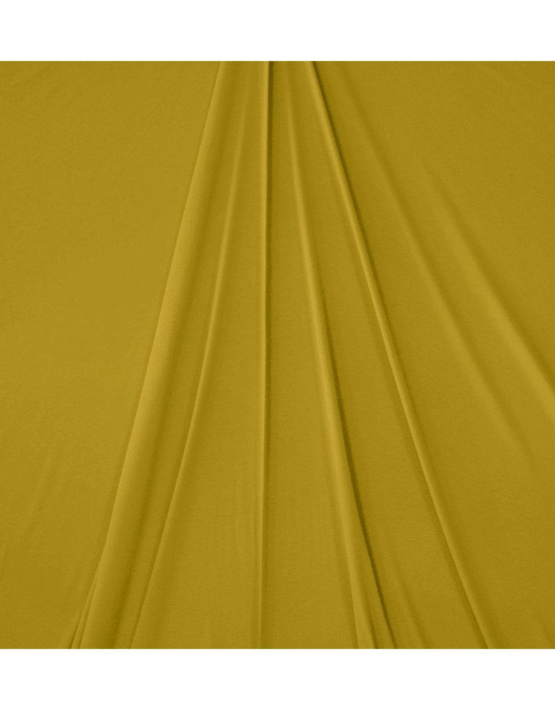 Premium Viskose Jersey PV18 - olivgrün
