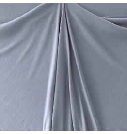 Gebreide Katoen Uni GK04 - jeansblauw