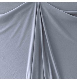 Gestrickte Baumwolle Uni GK04 - Jeans blau