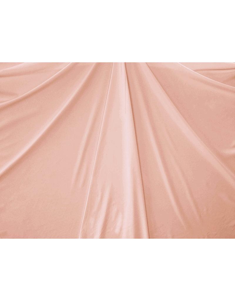 Italian Travel Stretch Jersey J28 - light salmon pink