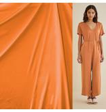 Jersey stretch de voyage italien J31 - orange