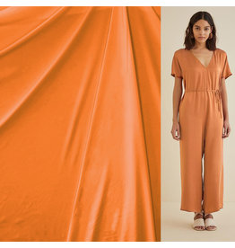 Jersey stretch de voyage italien J31 - orange