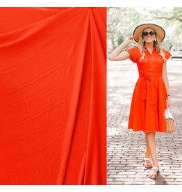 Helles Leinen AL11 - orange