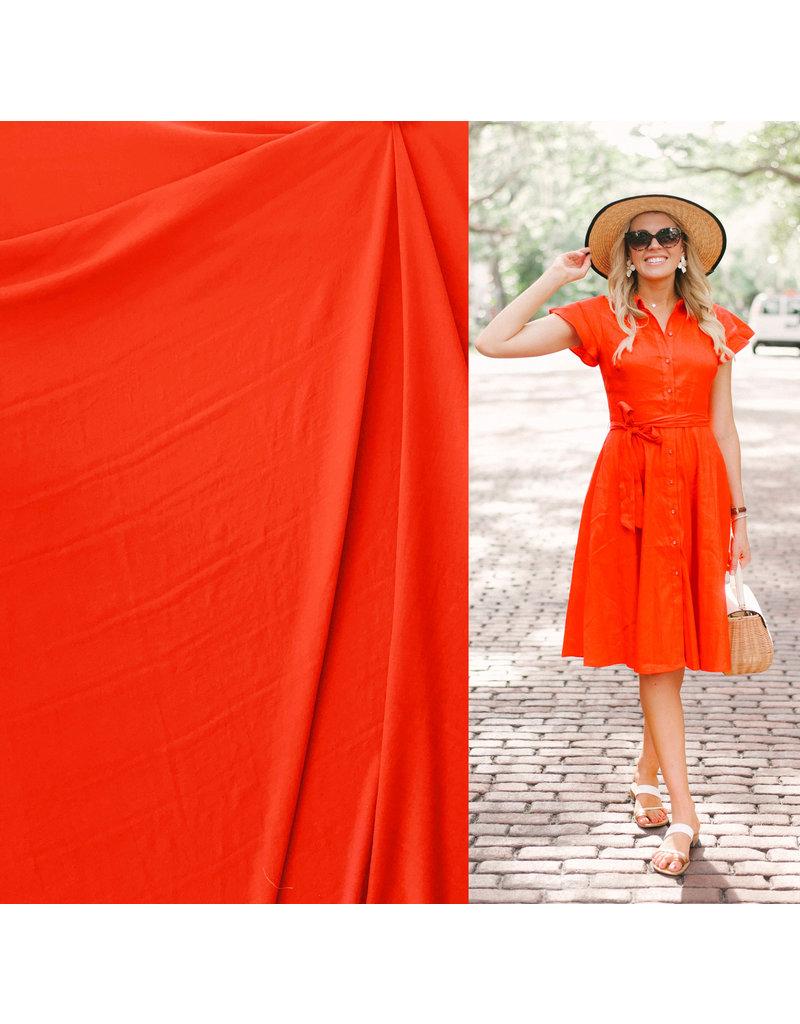 Light Linnen AL11 - oranje