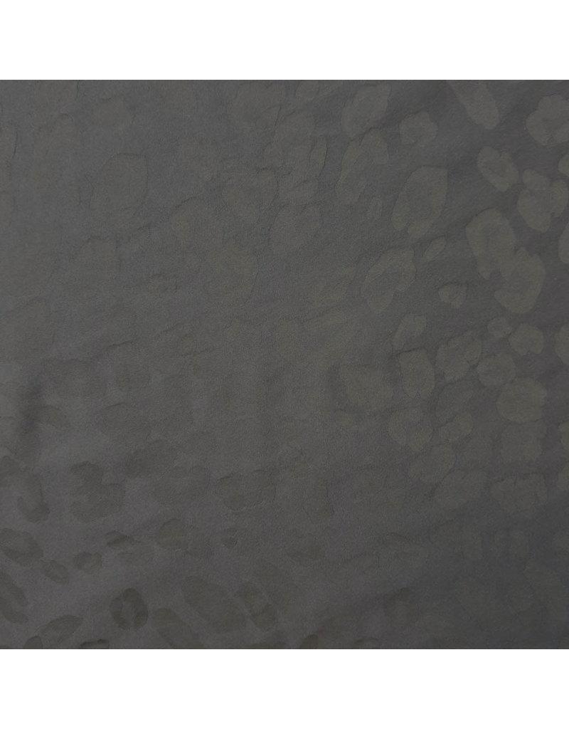 Jacquard 2127 - black panther motif