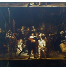 Cotton Inkjet 392 - Rembrandt van Rijn / Night Watch