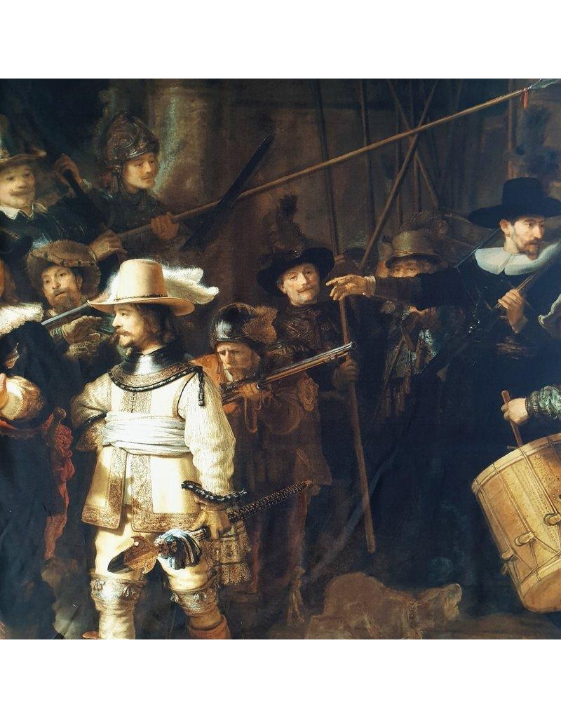 Cotton Inkjet 392 - Rembrandt van Rijn / Nachtwache