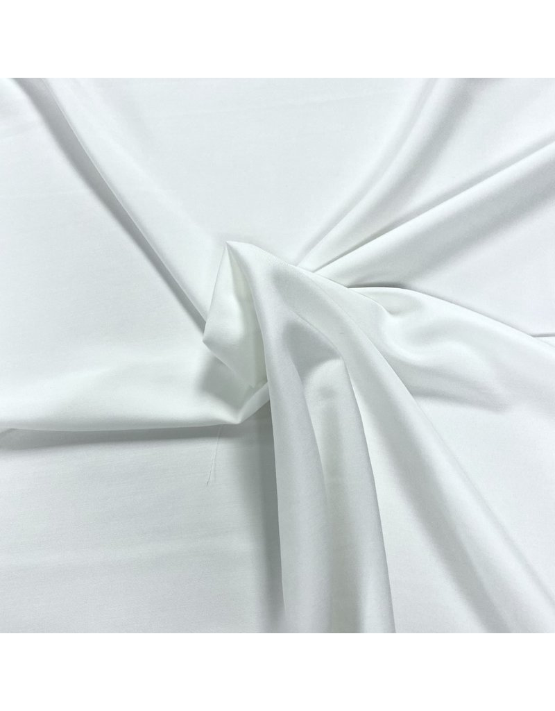 Viscose Silk Touch - blanc cassé - 958