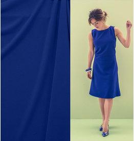 Piqué Stretch PS03 - kobaltblauw