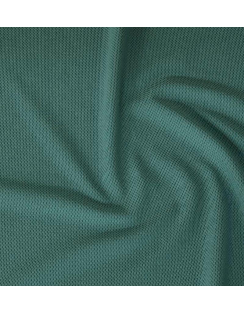 Piqué Stretch PS06 - poedergroen