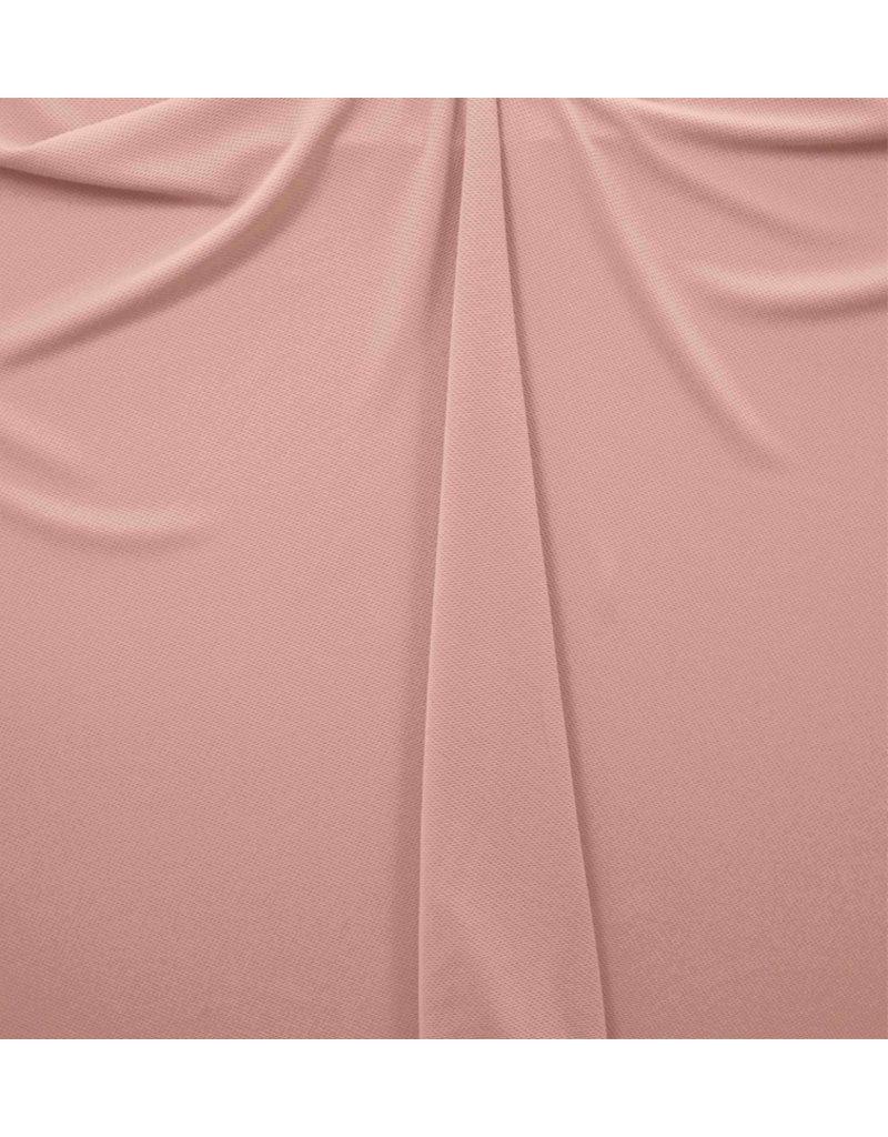 Piqué Stretch PS7 - light salmon pink