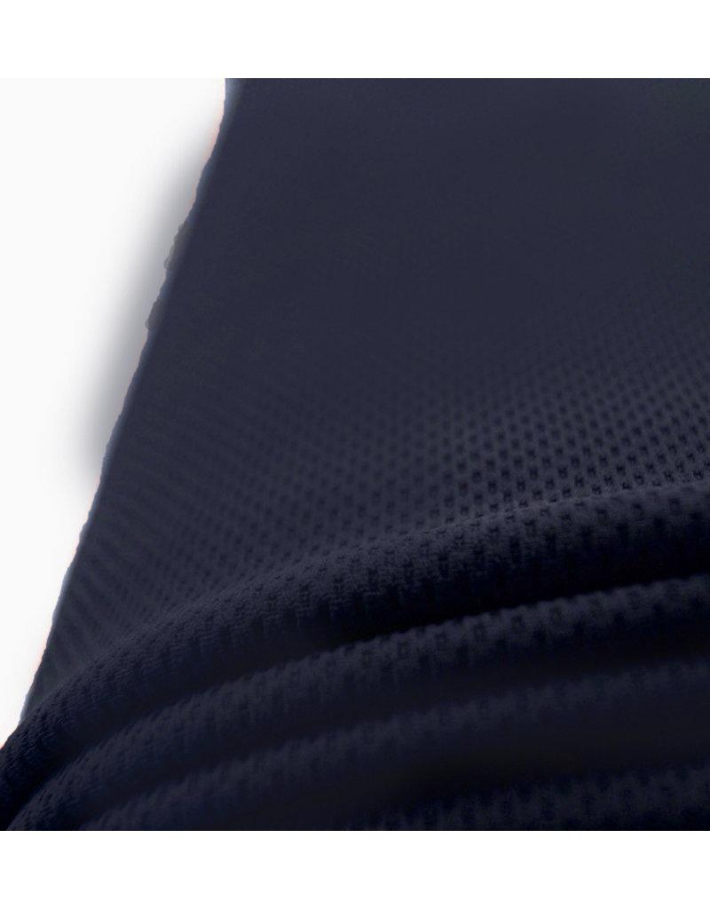 Piqué Stretch PS14 - Mitternachtsblau