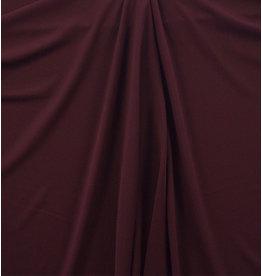 Piqué Stretch PS19 - burgundy