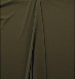 Piqué Stretch PS20 - olivgrün