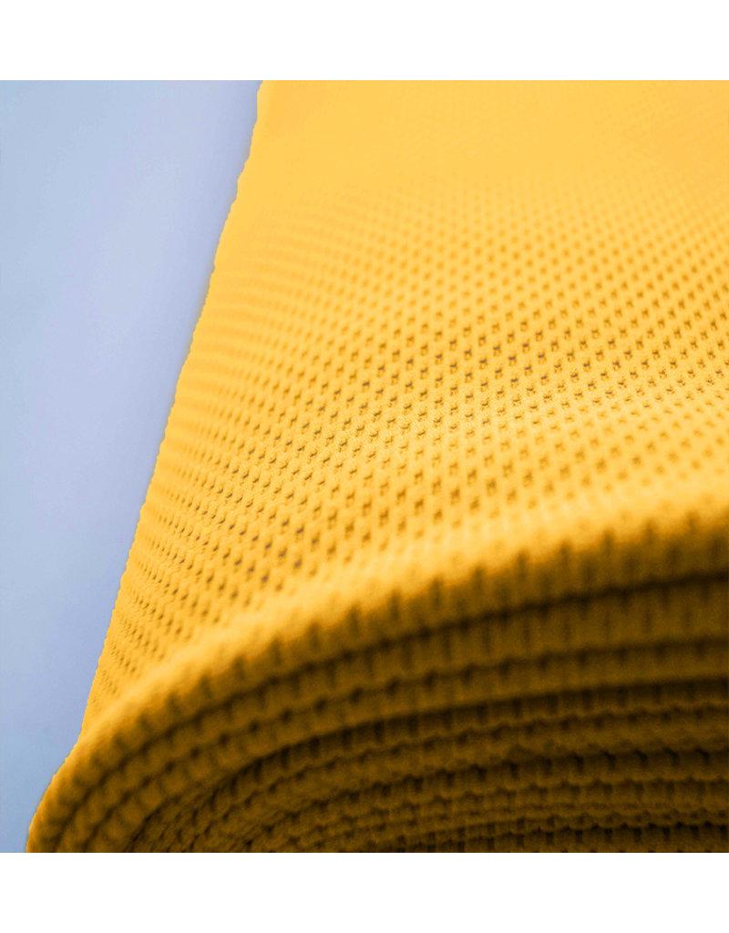 Piqué Stretch PS23 - jaune d'été