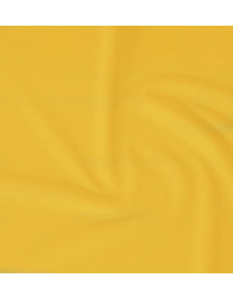 Piqué Stretch PS23 - Sommergelb