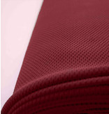 Piqué Stretch PS24 - dark red