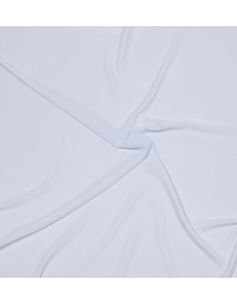 Reliëf Chiffon SC04 - wit