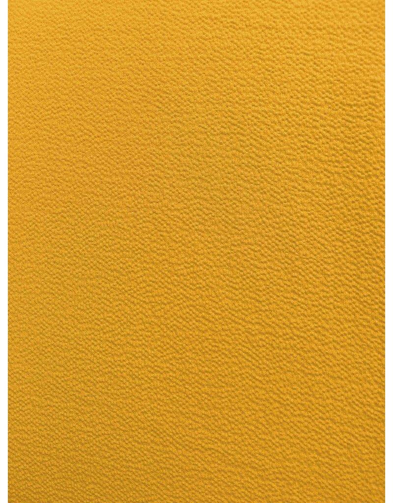 Mousseline en relief SC13 - jaune d'été