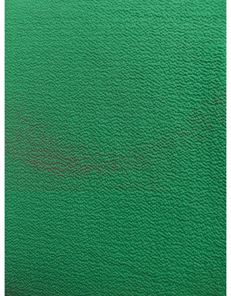Embossed Chiffon SC15 - emerald green