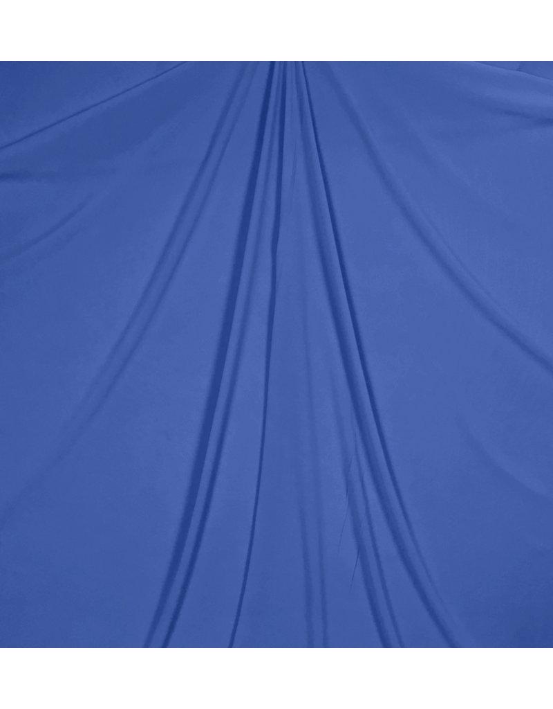 Relief Chiffon SC16 - hell kobaltblau