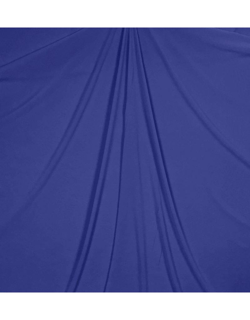 Reliëf Chiffon SC17 - kobaltblauw donker