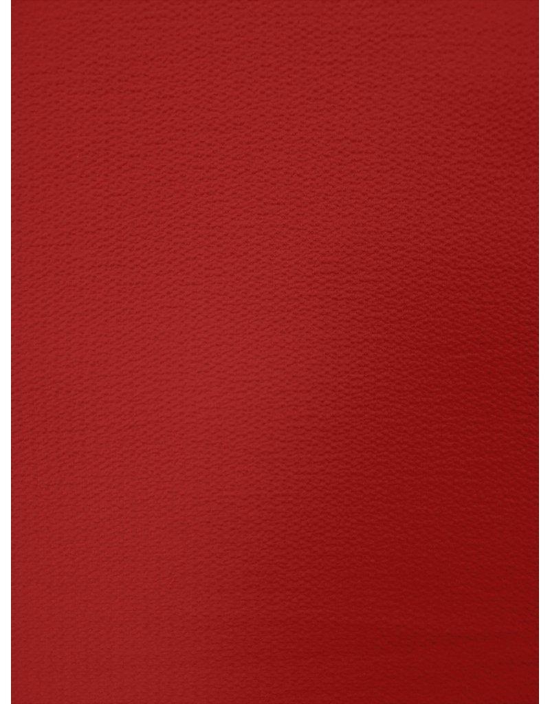 Reliëf Chiffon SC19 - rood