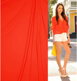 Relief Chiffon SC21 - orange