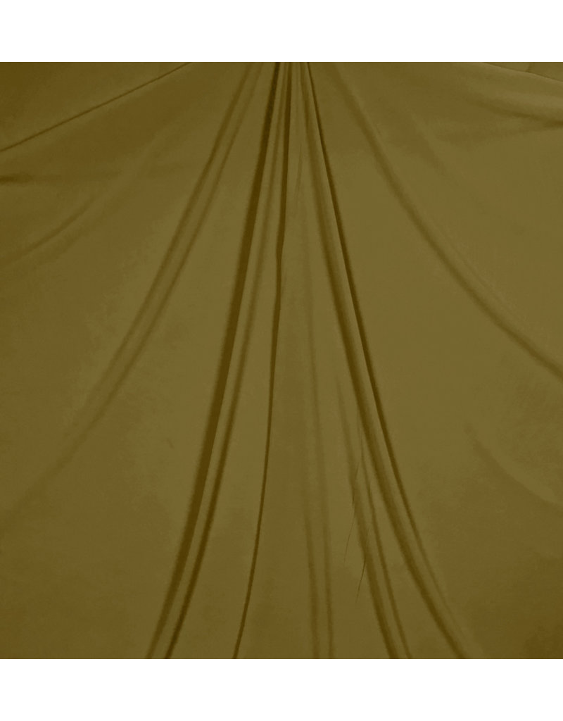 Reliëf Chiffon SC22 - olijfgroen