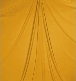 Mousseline de soie gaufrée SC24 - jaune