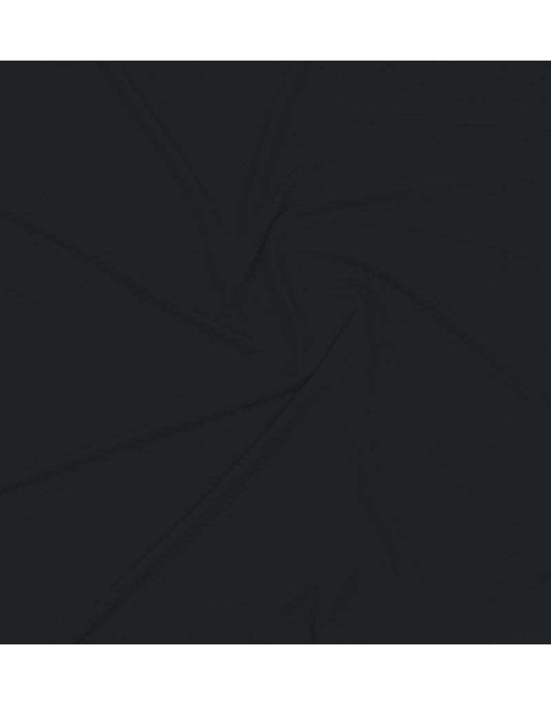Reliëf Chiffon SC27 - zwart