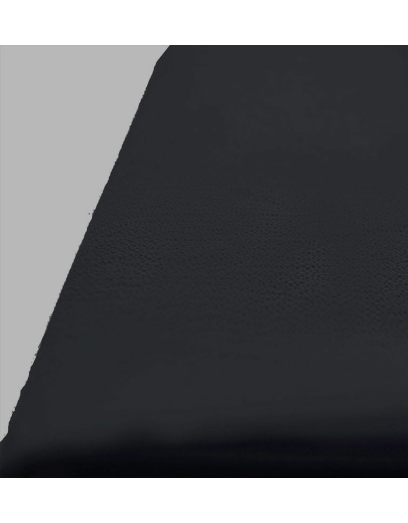 Geprägter Chiffon SC27 - schwarz