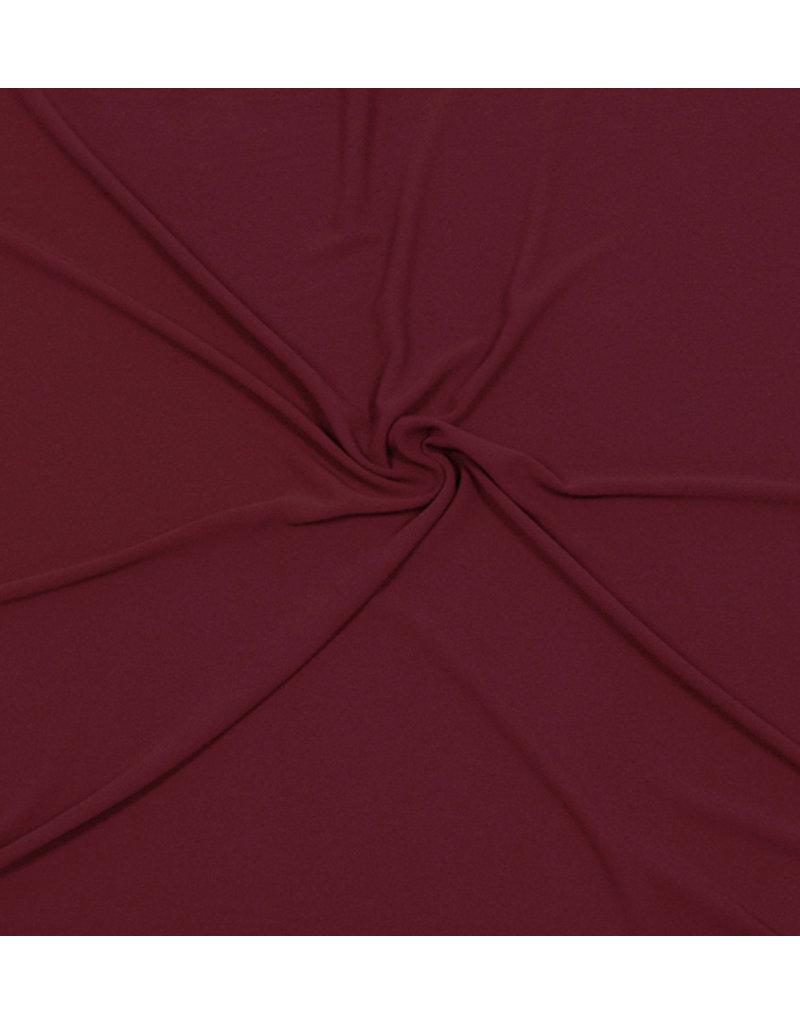 Relief Chiffon SC09 - Burgund