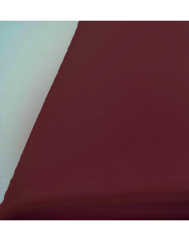 Mousseline en relief SC09 - bordeaux