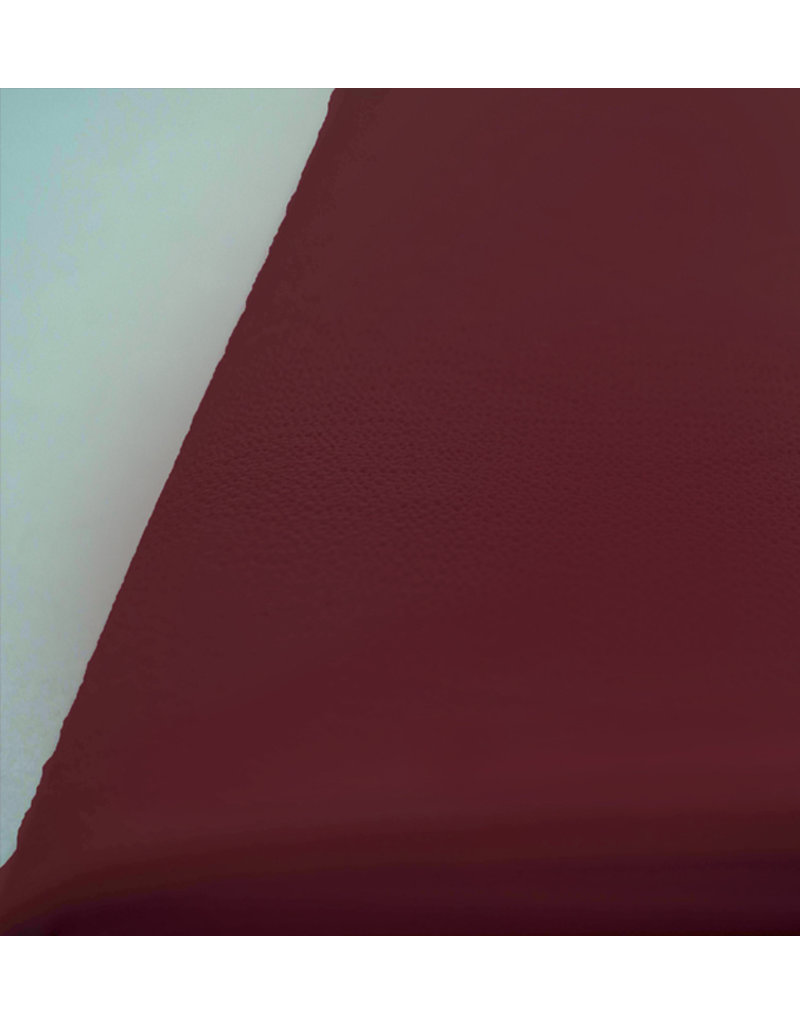 Relief Chiffon SC09 - burgundy