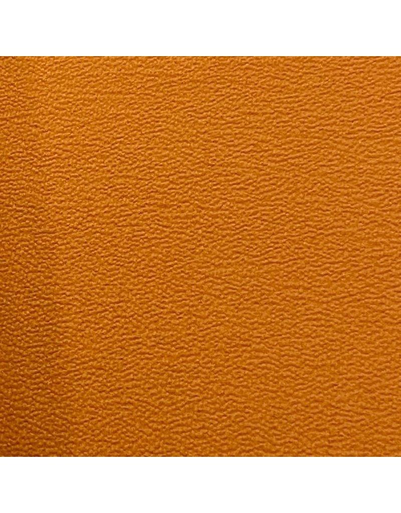 Mousseline de soie gaufrée SC28 - orange