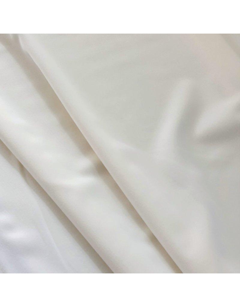 Gabardine Terlenka  Stretch (zwaar) WT91 - crème