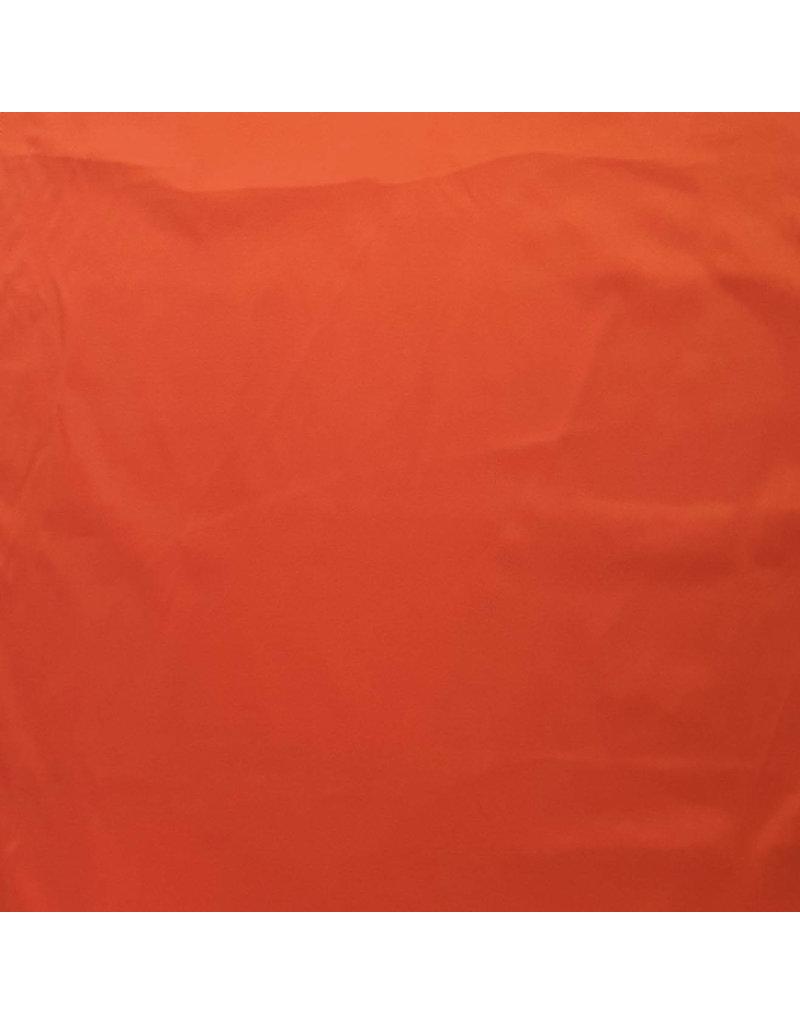 Glossy Cotton Uni S32 - orange
