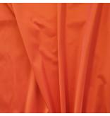 Glänzende Baumwolle Uni S32 - orange