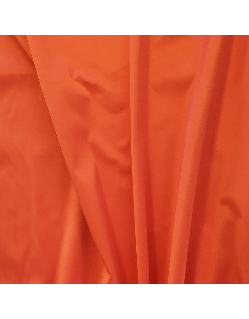 Glans Katoen Uni S32 - oranje