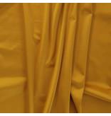 Glanzender Baumwolle Uni S33 - goldgelb
