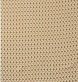 Jacquard Gebreid W100 - crème / roze / beige