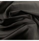 Baumwollsatin Uni 0069 - schwarz