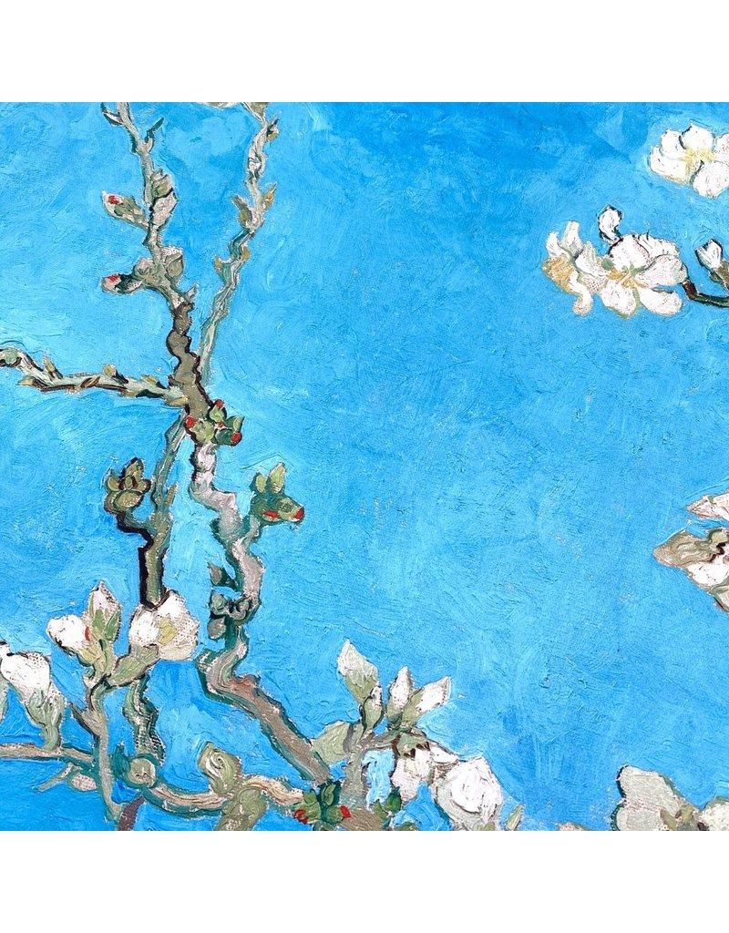 Glans Katoen Inkjet 2191 - Van Gogh / Amandelbloesem