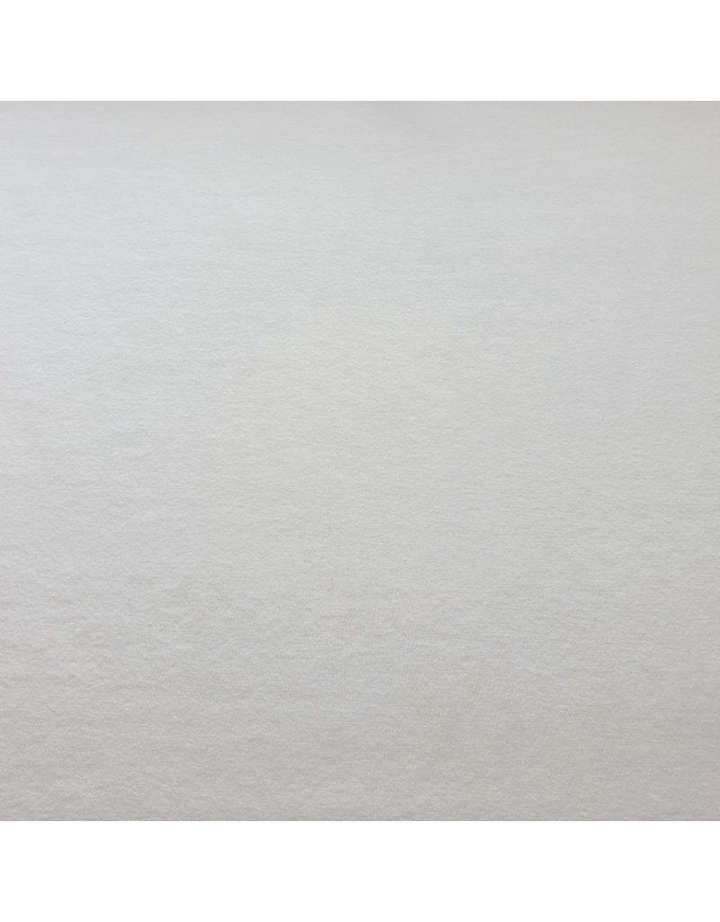 Dubbel jersey 2185 - crème