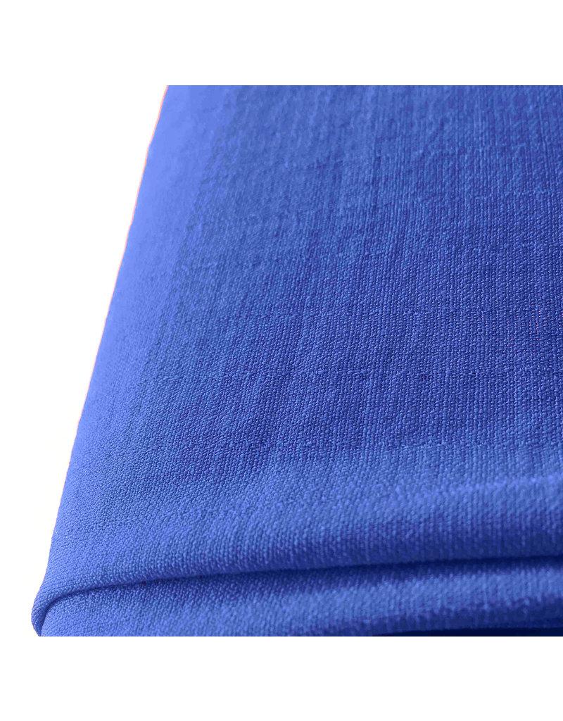 Leichtes Leinen AL04 - Kobaltblau