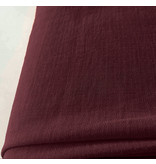 Light Linnen AL09 - donker bordeaux rood