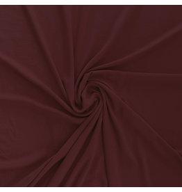 Lin legèr AL09 - rouge bordeaux foncé