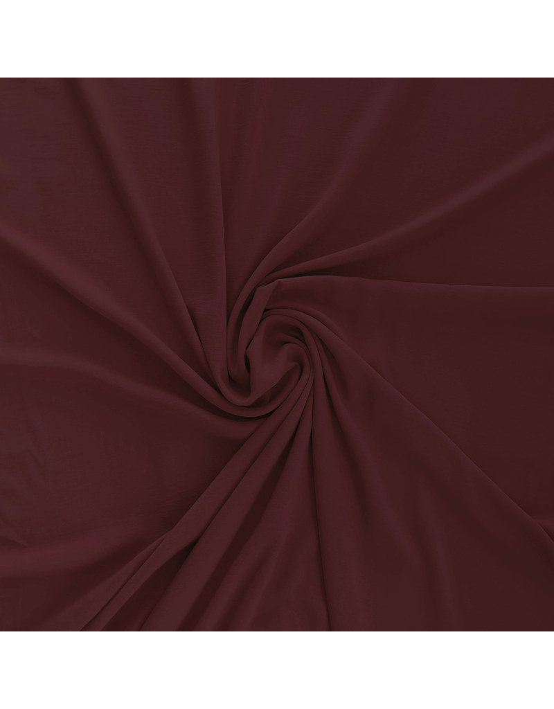 Light Linen AL09 - dark burgundy red