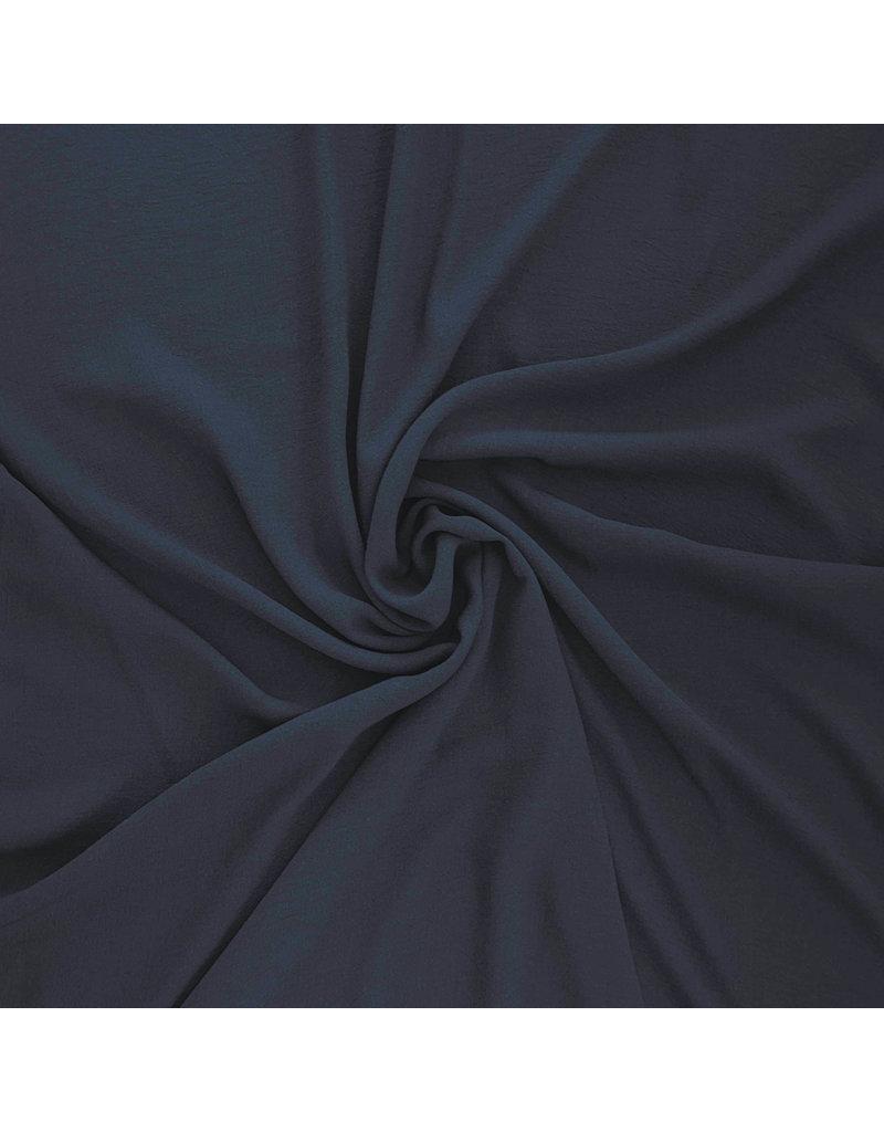Leichtes Leinen AL16 - dunkelblau